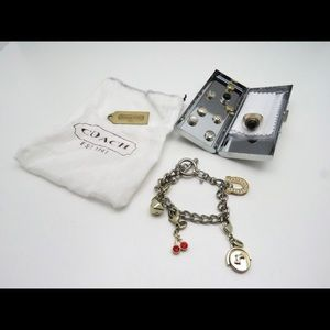 Coach Accessories - Designer Jewelry Lot 148 grams
